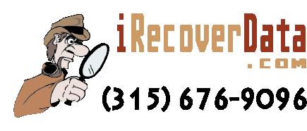 iRecoverData.com Logo