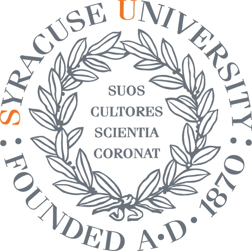 Syracuse University Logo central square, ny