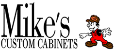 Mike's Custom Cabinets logo Central Square, NY
